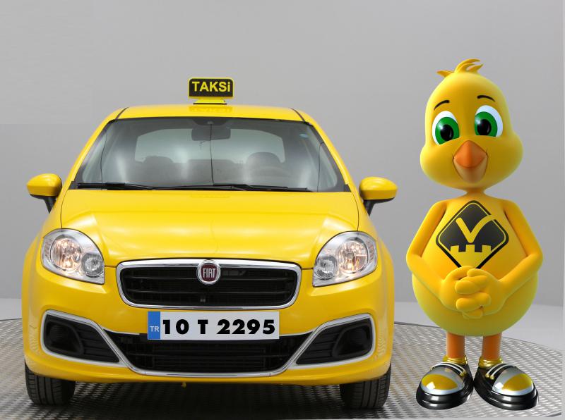 bandırma taksici