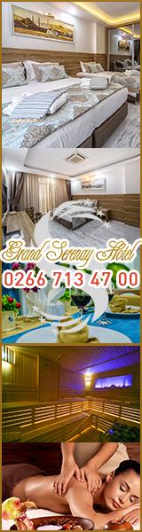 grand serenay hotel bandırma