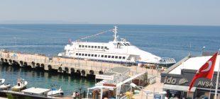 avşa adası ido feribot seferleri