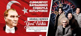 bandirma belediyesinden 29 ekim cumhuriyet konseri bandirma.com.tr