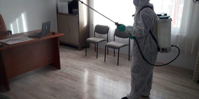 karesi muhtarliklari dezenfekte edilip temizlendi bandirma.com.tr
