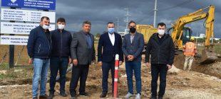 mehmet dogan 4 kirsal mahallemiz temiz icme suyuna kavusuyor bandirma.com.tr