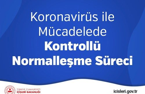 koronavirus ile mucadelede kontrollu normallesme sureci bandirma.com.tr
