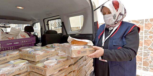 karesi belediyesi iftarlara konuk oluyor bandirma.com.tr